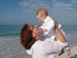 Maureen and Mom AMI